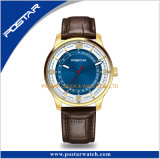 Het harde Tachymeter van de Chronograaf van het Kristal 316L Horloge van het Staal