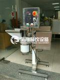 Rectifieuse de gingembre de machine de pâte d'ail de machine de meulage de l'ail FC-307