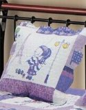 De afgedrukte 100% Dekking van het Katoenen of van de Polyester Bed van Kinderen (beddegoeddekking)