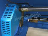 Tipo de corte da máquina 6*4000 do feixe do balanço de QC12k