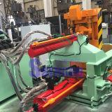 Máquina de compactação automática de aparas de alumínio (fábrica)