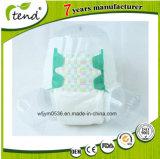 포장된 상표 OEM 생산 제조자 두 배 귀 Sline 마술 테이프 성인 기저귀