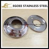 Couvercle de plaque de base pour ferrure en acier inoxydable pour balustrade