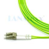 cavo di zona ottico multimoda della fibra di 3m LC Om5