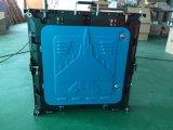 RGB LED P5 Outdoor Signs, SMD 1/16 Scan, 640X640 Boîtier en aluminium moulé sous pression, affichage vidéo couleur couleur, LED TV Wall