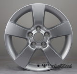 15 inches aluminum Car Alloy Wheel with Silver