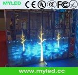 유리벽 구조 디자인을%s 적당한 훈장 /Advertising/Event 쇼를 위한 LED 투명한 스크린