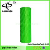 Rouleau creux de mousse de massage de muscle de yoga de réseau de Crossfit EVA de rouleau de mousse d'EVA