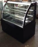 El CE aprobó la torta Comercial Display Refrigerador
