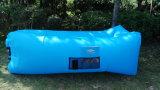 Sac de couchage gonflable de vente chaud d'air de lieu de visites paresseux, bâti de divan pour camper extérieur (N327)