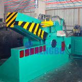 Máquina de estaca hidráulica chinesa do metal (tipo do jacaré)