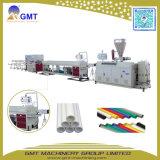 Maquinaria plástica del estirador del tubo del hilo del Agua-Drenaje cuatro de PVC/UPVC