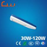 Poder superior elevado dos lúmens lâmpada IP65 da luz de rua do diodo emissor de luz de 60 watts