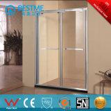 工場価格の浴室の二重滑走アルミニウムシャワー室衛生製品(BL-F3016)