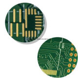 Carte à circuit multicouche de carte de doigt d'or de l'ENIG pour le module d'impédance