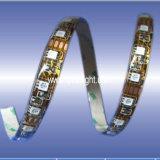 La tira de 5050 LED, cristalina impermeabiliza, los 60LED/M