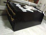 열역학 태양 전지판 알루미늄 태양 흡수기