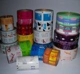 Pellicola di rullo di laminazione di plastica del sacchetto per alimento e medico stampati