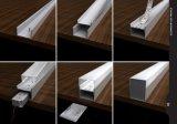 P/N4145 LED 점화 제조는 를 위한 알루미늄 단면도 지구 빛을 중단한다