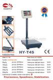 Marque bien connue électronique de Haoyu comptant l'échelle pliable 150kg des prix