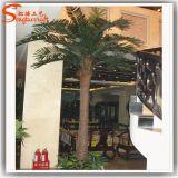 新式の屋外の装飾的なプラスチック人工的なココヤシの木の木