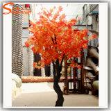 Вал клена горячей стеклоткани сбывания искусственний поддельный для украшения осени
