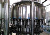 Agua de botella automática de alta velocidad del animal doméstico 3 in-1 de la máquina de rellenar