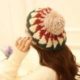 Chapeau chaud de chapeau de béret de Knit de l'hiver de type de mode