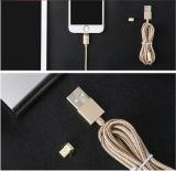 3 en 1 isolation en nylon et de recharge USB câble de données pour l'Iphohne, Samsung, mobile de type C