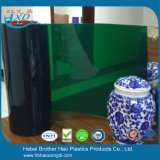 진한 녹색 유연한 연약한 용접 PVC 플라스틱 방충망 문 지구 커튼