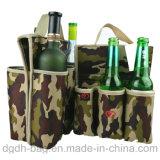 Aislamiento promocional de la nueva manera personalizada 6 Botella bolso más fresco