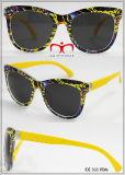 Металлические украшения поощрения дамы солнечные очки (ПВС609674)