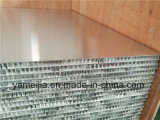 """Personnaliser les panneaux """"sandwich"""" en aluminium de nid d'abeilles de panneaux de nid d'abeilles pour des murs"""