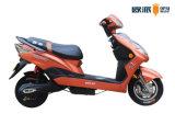 CEE Motor Scooter eléctrico Velocidad máxima 50 km / H DC sin escobillas del motor