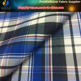 ポリエステル明白なヤーンによって染められるファブリック、防水のジャケットによって編まれる織物(YD1050)