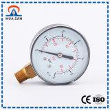 Informação do instrumento da pressão da exatidão elevada sobre o manómetro da fábrica