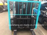Rivestimento blu di modello di Lateset carrello elevatore diesel del carrello elevatore a forcale/3 tonnellate da 3 tonnellate