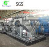 compresor del gas natural CNG de la presión de la descarga 250bar