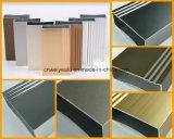 高品質の中国の工場アルミニウムドアのルーバー