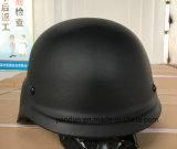 Niveau ballistique militaire matériel Nij Iiia de casque de Kevlar. 44 mag.