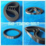 Cinghia di sincronizzazione di gomma industriale/cinghie sincrone 204 207 210 213 219-3m