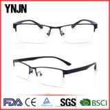 Cadre demi-lunette à lunette à carreaux (YJ-39054)