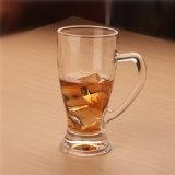 [400مل] [وتر غلسّ] مع مقبض. جميل جعة فنجان