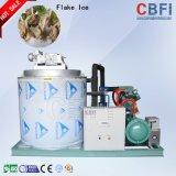 Flocken-Eis-Maschine acht Tonnen täglich für Freshening