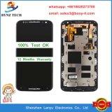 Handy-Note LCD für Bildschirm-Bildschirmanzeige Motorola-Moto X2