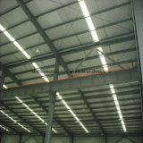 Taller de la estructura de acero del diseño moderno con el certificado de la BV