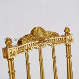 Роскошный король Chiavari Венчание Стул золота для свадебного банкета