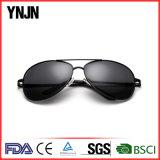 Óculos de sol polarizados UV400 clássicos do Ce do metal de Ynjn da venda quente (YJ-A1031)
