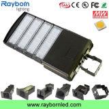 駐車場の照明のためのIP66 200watt Shoebox LEDの街灯