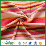 Panno morbido polare molle eccellente di alta qualità 100%Polyester per gli indumenti e Hometextile